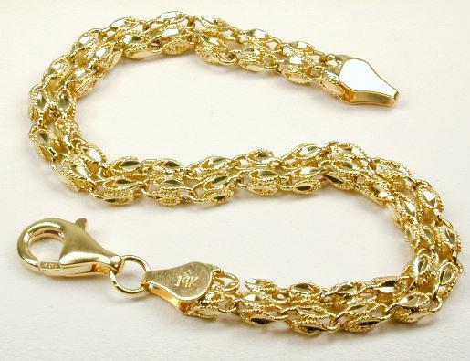 Double Row Turkish Rope Bracelet