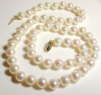 10-11mm Round Freshwater Pearl Strand