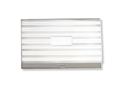 Jewelryweb Sterling Silver 60x93mm Business Card Holder at Sears.com